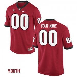 hot sale online 92221 ba756 UGA Custom Jerseys, Custom Georgia Bulldogs Jerseys, Georgia ...