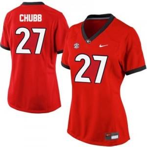 nick chubb jersey shirt